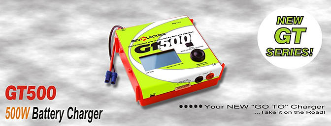 Revolectrix GT500 500 Watt  8S Battery Charger