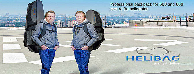 HeliBag- The Name Says It All