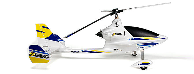 Super-G Autogyro EPO 1080mm