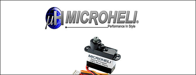 MicroHeli-Upgrade Reversed MG Servo For Blade 180 CFX