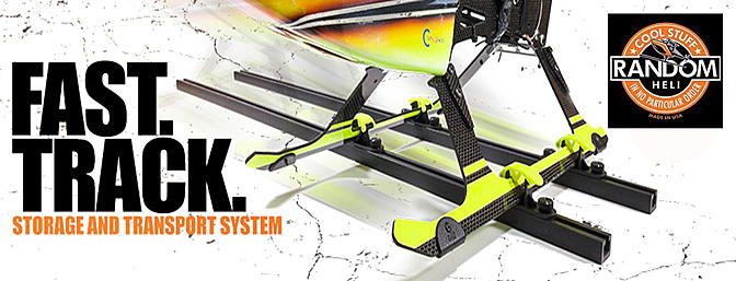 Randon Heli T-Track Adjustable Mounting System