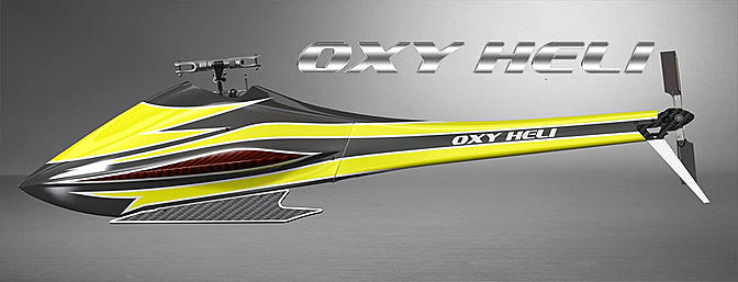 Oxy 3 Speed Fuselage