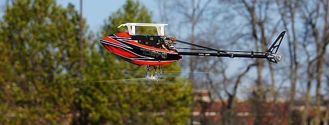 Gartt GT 450L RC Helicopter