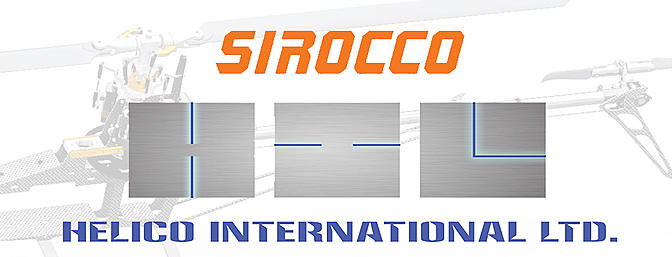 Helico International Ltd SIROCCO 380