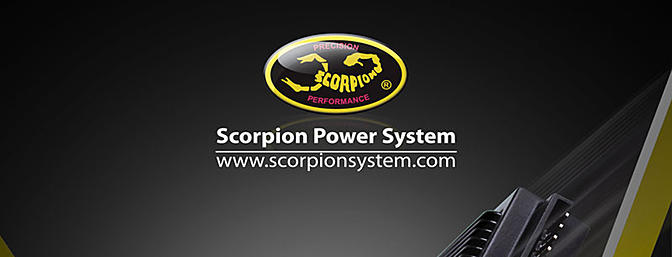 Scorpion Portable USB charger
