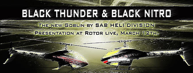 The New Goblin Black Thunder/Black Nitro