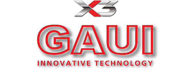 New Upgrade Goodies For Your GAUI X3