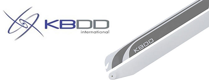 KBDD International Black & White Extreme Edition Main Blades