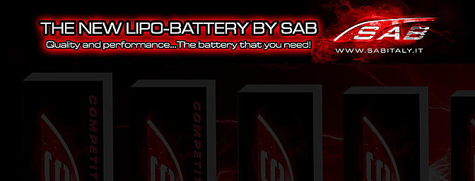 New Lipo Batteries From SAB