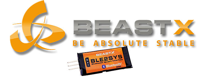 BeastX Bluetooth Smart Interface