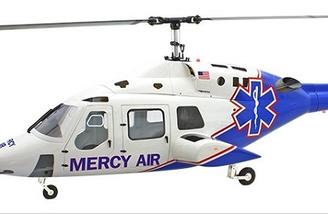 Bell 222 Medical