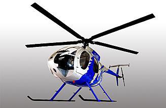 MD500E Blue