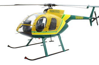 MD500E Yellow/Green