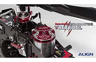 T-Rex 600L Dominator 750MX Motor.
