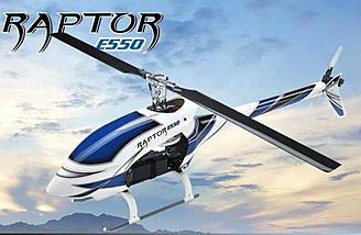 Raptor E550