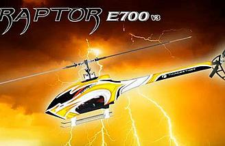 Raptor E700 V3