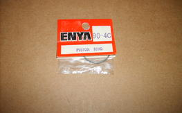 Enya 90-4C ring  NiP
