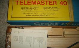 Hobby Lobby Telemaster 40 kit