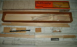Craft-Air Butterfly kit