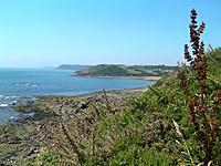 Name: South Gower.jpg Views: 51 Size: 363.0 KB Description: South Gower and a walk to the shop