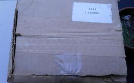 Vintage cox stinger