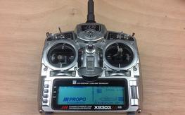 Jr x9303 2.4 dsm2