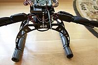 Name: IMG_9827.jpg Views: 71 Size: 43.1 KB Description: 468 gear. Derlin mounting blocks. CF arms. Rustys motor mounts.