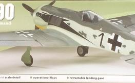 Flyzone FW-190 Select Scale Rx-R NIB