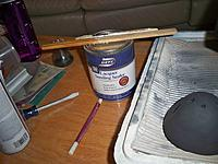 Name: priming the nose and installing the guns 002.jpg