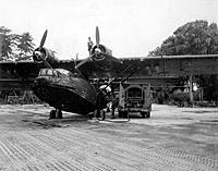 Name: Fueling VP-34 Cat at Samarai.jpg Views: 20 Size: 309.7 KB Description: