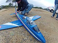 Name: photo 0.jpg Views: 215 Size: 154.9 KB Description: MB339 Pre-flight check. :)