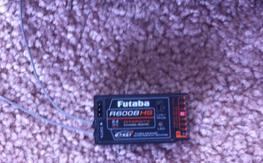 Futaba 9C / Futaba 6008 Rx