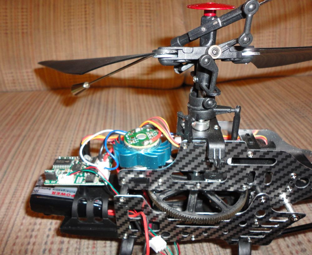 Elicottero F45 : Che schifo l f elicottero baracca pagina baronerosso