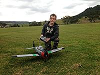 Name: Shaun and his T28.jpg