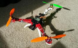 Custom Tricopter BNF - $150