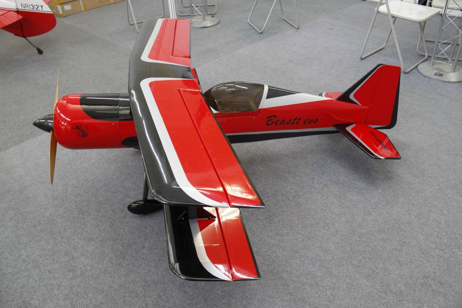 This is our new plane beast 50cc from Rita yu,if want to know details pls. contact me.