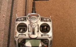 DX7 Aircraft Radio