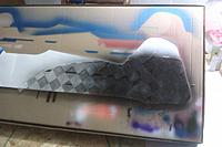 Name: IMAG0219.jpg Views: 80 Size: 146.5 KB Description: heres the black checkers painted and faded