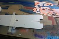 Name: IMAG0239.jpg Views: 64 Size: 143.0 KB Description: the other nose piece with the lines on and taped off