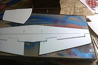 Name: IMAG0247.jpg Views: 66 Size: 140.1 KB Description: paint lines on the bottom of the wing