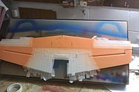 Name: IMAG0249.jpg Views: 65 Size: 154.4 KB Description: good coat of orange sprayed