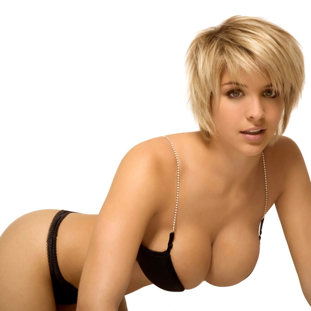 image Cbr cute blonde busted