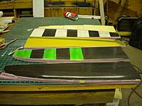 Name: 024.jpg Views: 1192 Size: 182.2 KB Description: One Carboline, one Kevlar wing