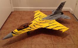 Airfield EDF 70mm F-16 - LPU