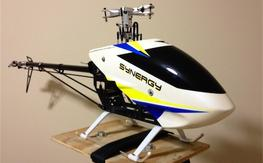 Synergy E5 stretch airframe with modifications -- $375 shipped