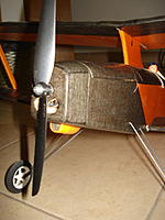 Name: DSC01940.jpg Views: 50 Size: 122.7 KB Description: need to find a 8x4 propeller, maybe this 7x4 will no be good enough.