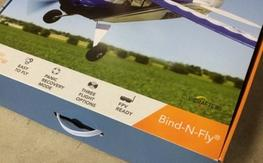 Sport Cub S BNF with SAFE� Technology