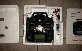 Futaba 8J + R2008SB Rx, Like New - Free Shipping