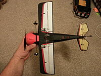 Name: 20141112_211933.jpg Views: 3 Size: 663.1 KB Description: NEW WINGS installed. this is how the plane looks now