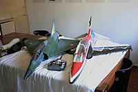 Name: BAE Hawk & Mirage.jpg